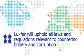 Luxfer anti-bribery policy